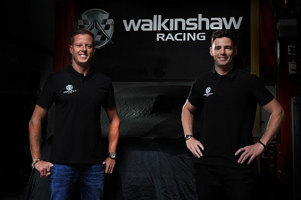 Walkinshaw Racing verlängert mit James Courtney, holt Scott Pye