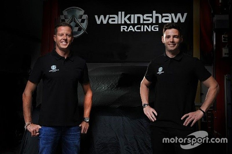Walkinshaw confirms Pye, Courtney for 2017