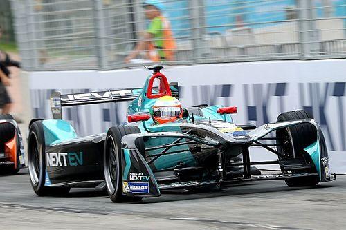 Hughes replaces late Leach as NextEV Formula E boss
