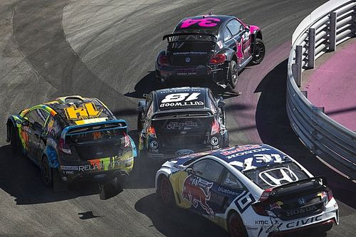 Global Rallycross to make debut in Indianapolis
