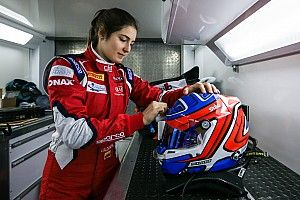 """Tatiana Calderon: """"I don't want to race against girls, just the best!"""""""