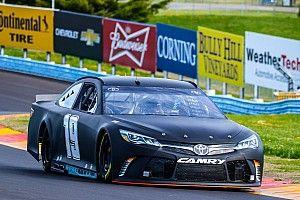 NASCAR Sprint Cup drivers praise Watkins Glen repave during tire test