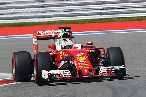 Russian GP: A very Soft start for Ferrari