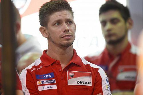 Waarom Stoner geen testrijder meer is in de MotoGP
