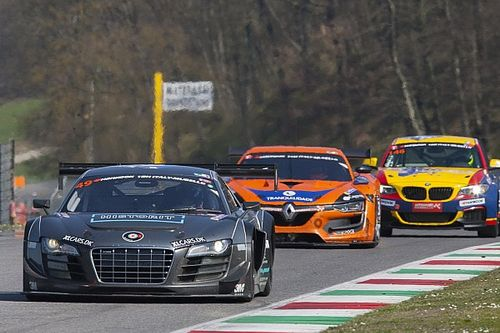 Central Europe is next with 12H Mugello and 12H Red Bull Ring
