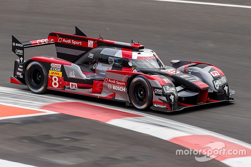 Austin WEC: Jarvis tops first practice session for Audi