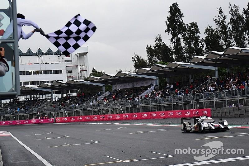 Porsche remporte une nouvelle course à suspense!