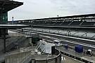 Негода завадила проведенню другої практики Indy 500