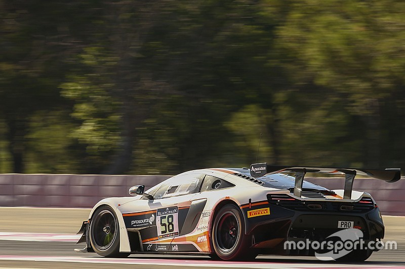 Paul Ricard BEC: McLaren не дозволив Ferrari здобути перемогу
