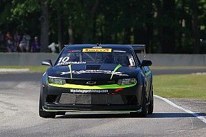 Aschenbach wins Mid-Ohio GTS bout after chaotic start