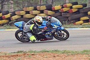 Coimbatore Suzuki Gixxer: Rajnikanth takes Race 1 win as second race cancelled