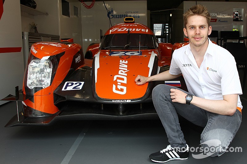 Brundle gets G-Drive WEC seat for rest of 2016