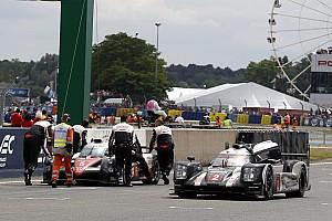 Ле-Ман Важливі новини В Toyota назвали причину поразки на останньому колі в Ле-Мані