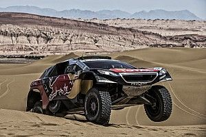 Loeb's Silk Way Rally hopes dashed by four-hour penalty