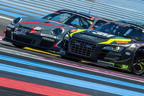 Drivex Audi R8 LMS Ultra scores narrow pole position at the French Riviera