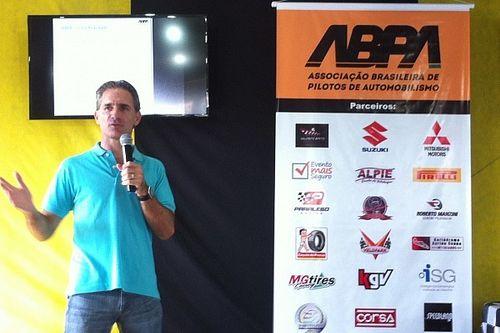 Prometendo mudança, Giaffone lança associação de pilotos