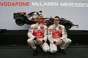 Lewis Hamilton: Hatte 2007 kein persönliches Problem mit Alonso