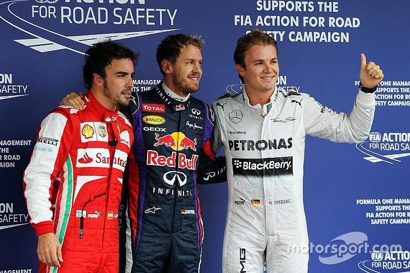 Las últimas diez poles del GP de Brasil
