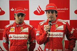 Massa: A Ferrarinál minden Alonso kedve szerint történt