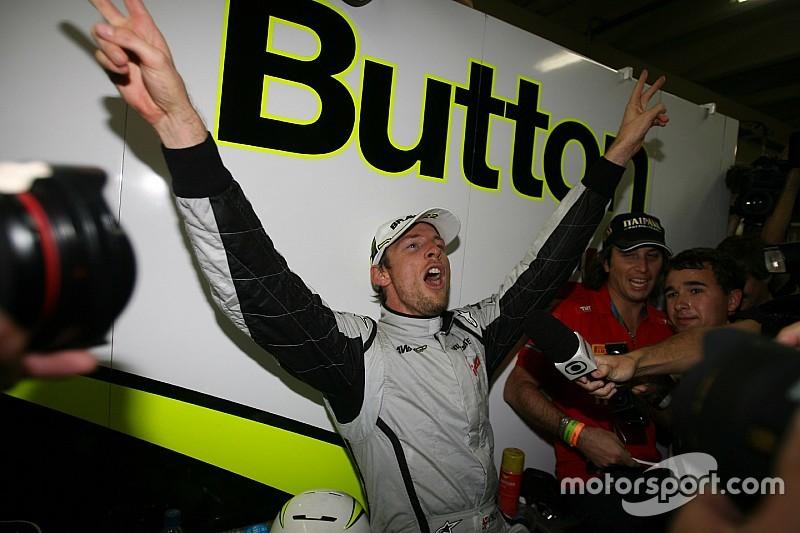 Ma van 9 éve, hogy Jenson Button megszerezte a VB-címet a Brawn GP-vel