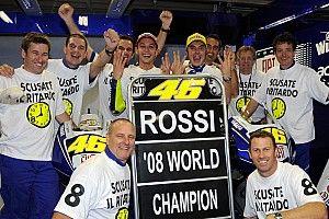 GALERIA: Os campeões mundiais da MotoGP com maior vantagem