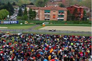 Гран При Формулы 1 в Имоле пройдет за два дня