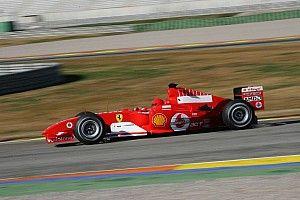 Valentino Rossi nagy tesztje a Ferrarival: F1-es karrier lehetett volna belőle?
