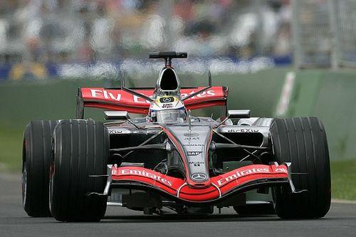 GALERIA: Relembre todos os carros da parceria McLaren-Mercedes na F1
