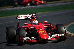Quand Vettel prenait un nouveau départ avec Ferrari