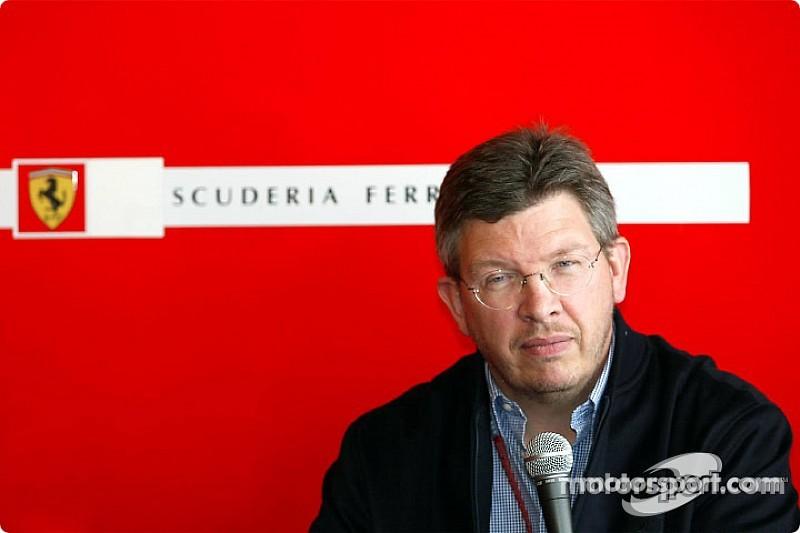Brawn szerint az első győzelem Binotto válláról is leveszi a terhet a Ferrarinál