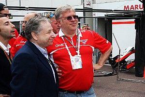 Основатель Marussia объединил усилия с Ньюи