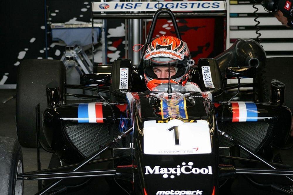 """Verstappen: """"Zandvoort was met F3-wagen al genieten"""""""