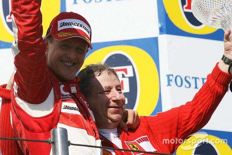 Wolff : Avoir égalé Ferrari et Schumacher rend humble