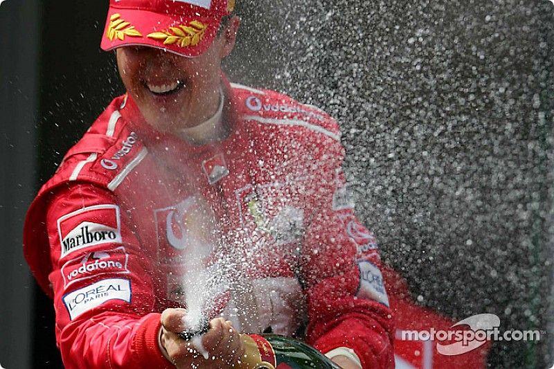 Hoe Di Montezemolo bijna de Ferrari-comeback van Schumacher versierde