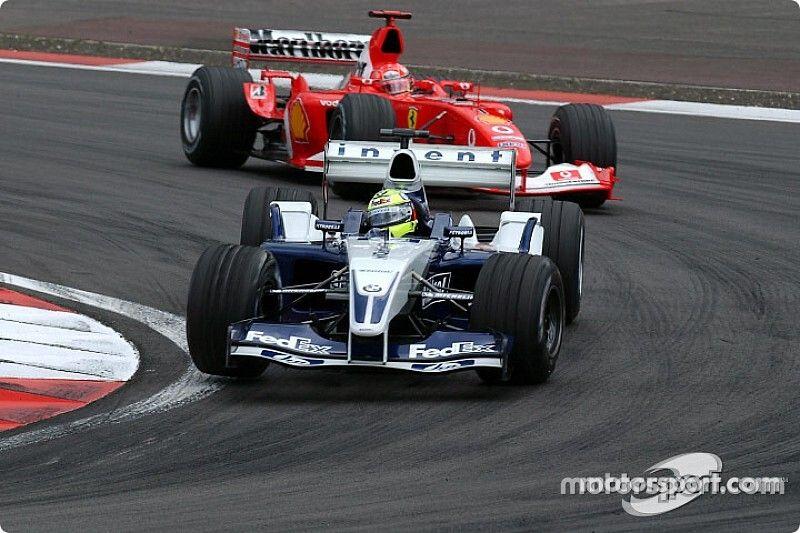 Ralf Schumacher zawdzięcza karierę w F1 bratu