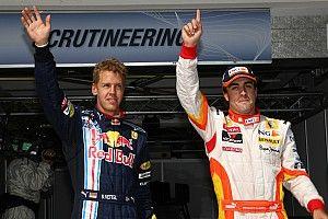 Alonso e Vettel estão em disputa pela vaga de Stroll na Aston Martin, diz jornal italiano