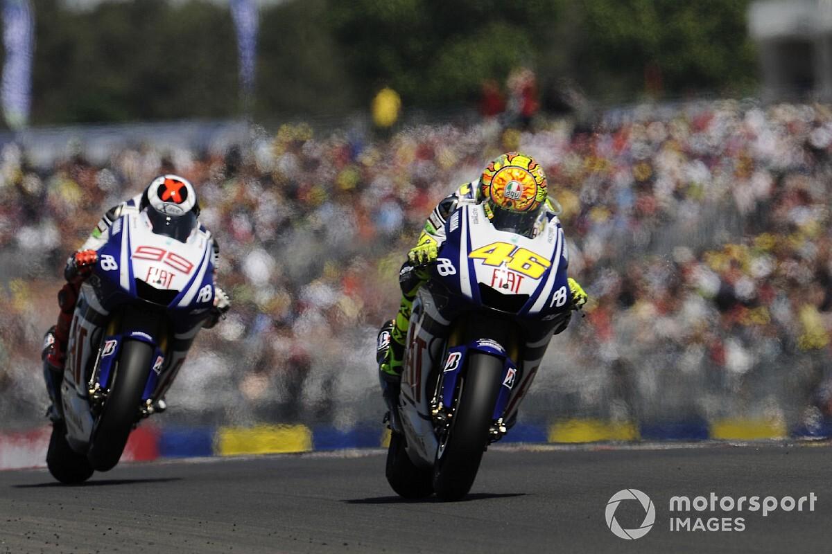 MotoGP - Lorenzo revela que Rossi não queria espanhol na Yamaha: Ou ele ou eu