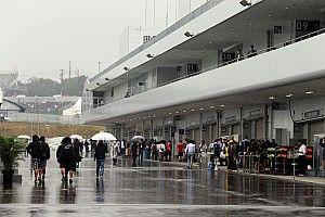 GP do Japão: Supertufão ruma para o norte do país e F1 está fora de risco