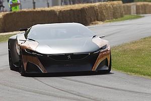 Peugeot Onyx, le concept qu'on aurait aimé voir aux Mans