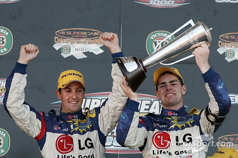 Lowndes and Whincup to partner up for Supercars enduros