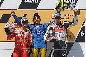 Alle MotoGP-Sieger auf dem Sachsenring