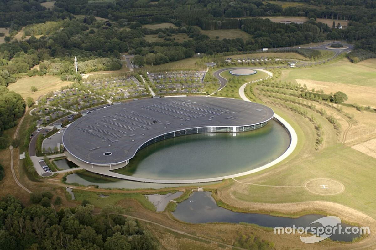 迈凯伦总部出售对F1车队无影响