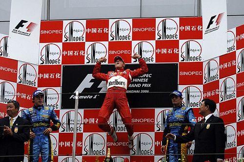 Как это было: Гран При Китая '06, когда Михаэль Шумахер в последний раз выиграл гонку Ф1
