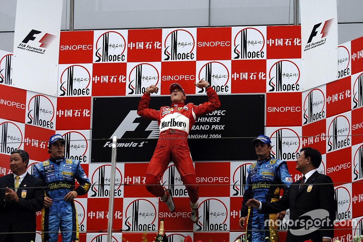Michael Schumacher nyert az F1 szavazásán!