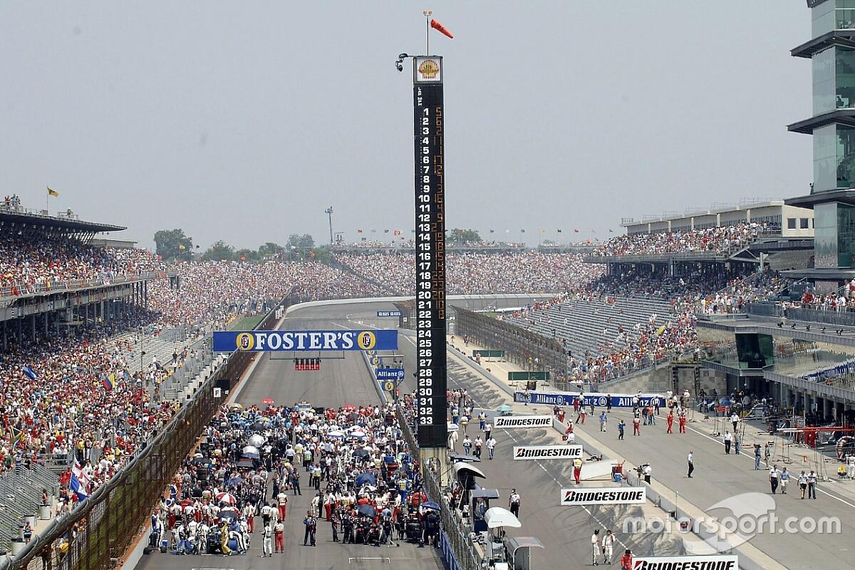 La F1 no descarta un regreso a Indianápolis