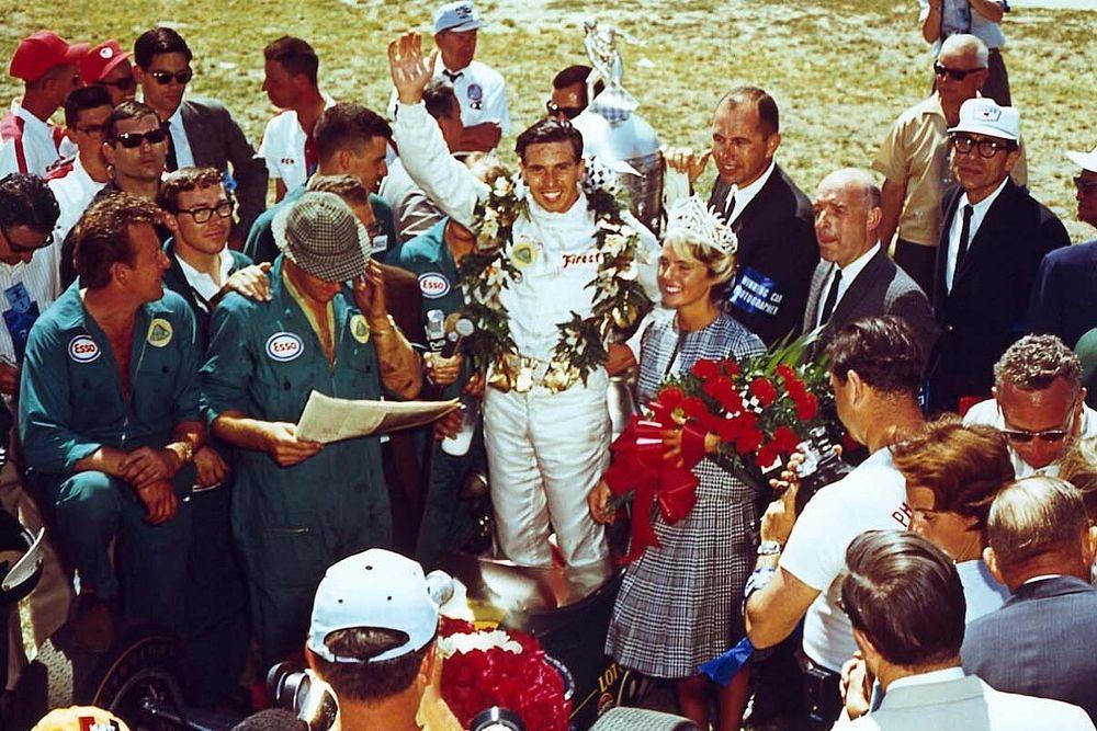 GALERÍA: los 102 ganadores de Indy 500