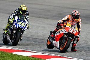 Rossi: Pembalap Muda Sudah Tak Takut Marc Marquez