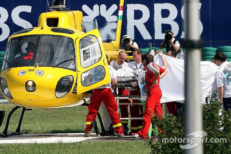 Dez anos após acidente na Hungria, Massa nega piora na pilotagem