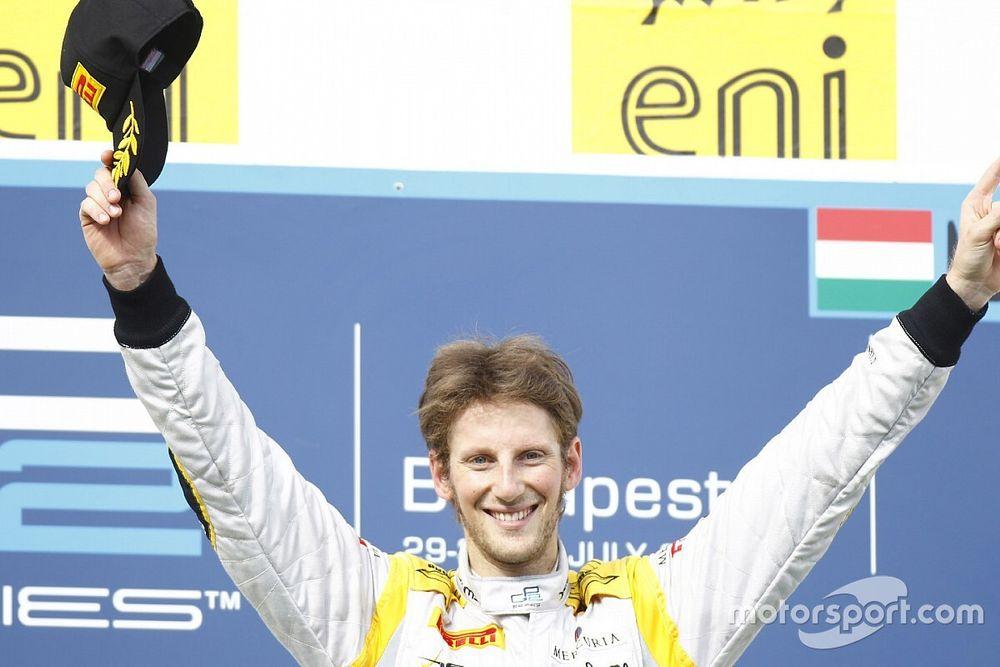 El camino a la F1: Romain Grosjean