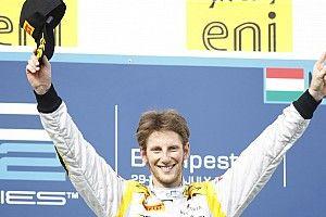 Racing life before Formula 1: Romain Grosjean